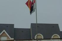Die Fahne weht in fremden Landen