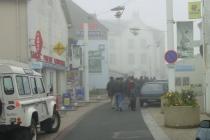 St. Marc im Nebel