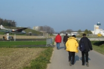 Marsch ins Museum