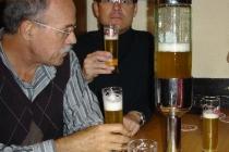 Treibstoffverknappung in der Öufi Brauerei